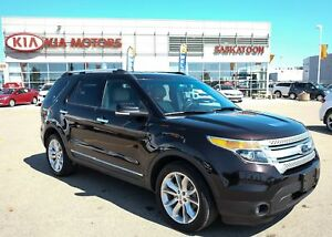 2014 Ford Explorer XLT SEATS 7 - 4X4 - BLUETOOTH - REMOTE ENT...