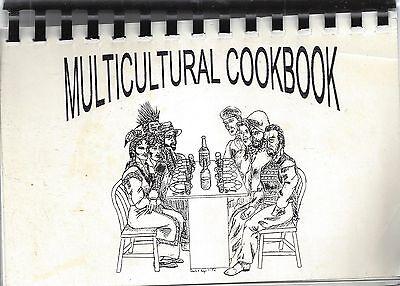 BATTLE CREEK MI 1997 ETHNIC *MULTICULTURAL COOK BOOK *FEDERAL CENTER *MICHIGAN