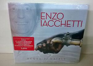 Enzo-Iacchetti-Acqua-di-Natale-Mina-Baglioni-Dalla-cd-nuovo-sigillato
