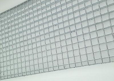 Gitterrost Rost Gitter Podest 1200x1000mm, Tragstäbe 30x2mm