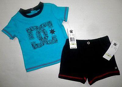 Sweatpants NWT 2PC DC Shoe One Piece Size 0//3M 6//9M 3//6M
