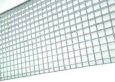 Gitterrost Podest Treppen Gitter Rost  500x1000mm, Tragstäbe 30x2mm