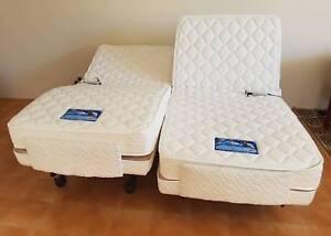 Dual King PLEGA Adjustable Beds, , Will Separate Waikiki Rockingham Area Preview