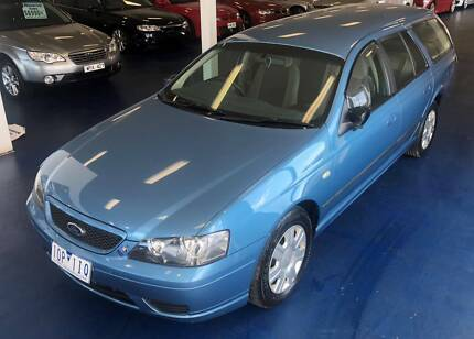 2006 Ford BF Falcon XT Wagon - Automatic Hoppers Crossing Wyndham Area Preview