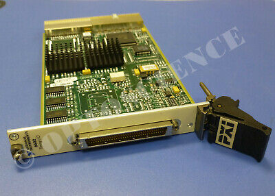 National Instruments Pxi-6602 Ni Daq Card 8-channel Counter Timer With Dio