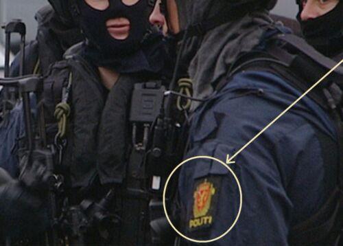 Beredskapstropper stropper Norske Beredskapstroppen Politiets Spesialstyrker
