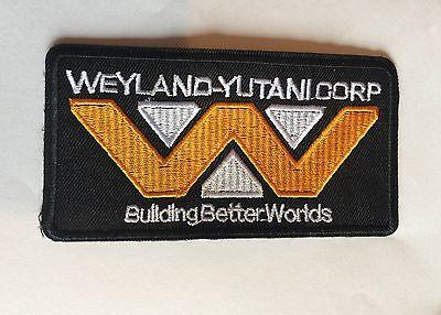 Weyland Yutani Corp   Iron On Patch