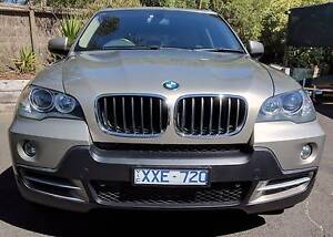 2008 BMW X5 Wagon Park Orchards Manningham Area Preview