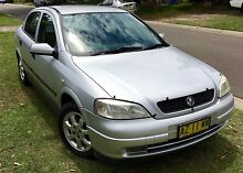 2002 Holden Astra Equipe. 3100$ Ono. Automatic. Sylvania Sutherland Area Preview