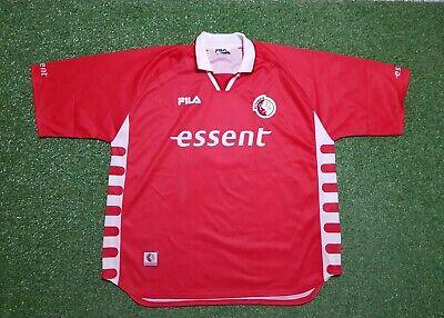 FC Twente Enschede Jersey XXL 2000 2001 Fila Football Shirt 00/01 Essentielle image