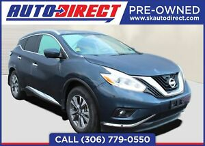 2016 Nissan Murano SL SL | AWD | LEATHER | 3.5L | SUNROOF |