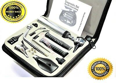 Original Professional 2.5v Ent Diagnostic Otoscope Setophthalmoscope Otoscope