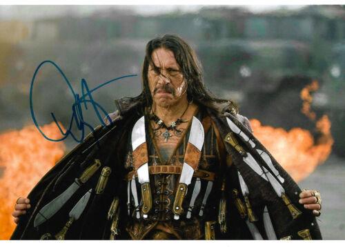 Danny Trejo Autogramm signed 15x21 cm Bild