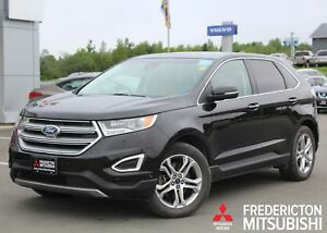 2015 Ford Edge Titanium AWD | HEATED/COOLED LEATHER | NAV | B...