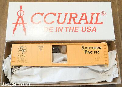 Accurail HO #5138 AAR 50' Riveted-Side Plug-Door Boxcar - Kit Southern Pacific - Ho 50' Aar Plug Door