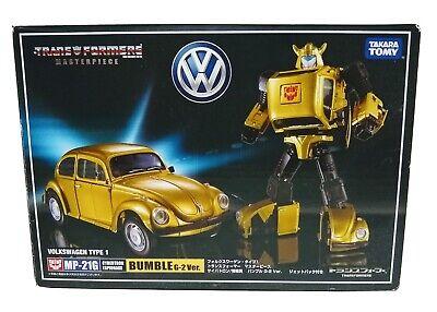 Transformers Masterpiece MP-21G G2 Bumblebee Gold Takara in USA