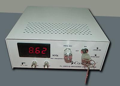 Crystalaser Pl-2003 Q-switched Laser Driver