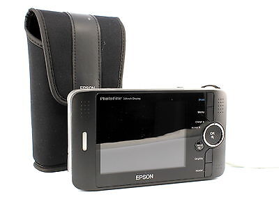 EPSON P-2000 Photo Fine Multimedia Storage Viewer EXELLENT