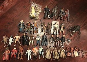 Star Wars figures loose