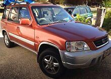 1991 Honda CRV SUV Merrimac Gold Coast City Preview