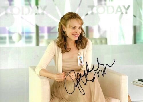 Rachel McAdams Autogramm signed 15x21 cm Bild