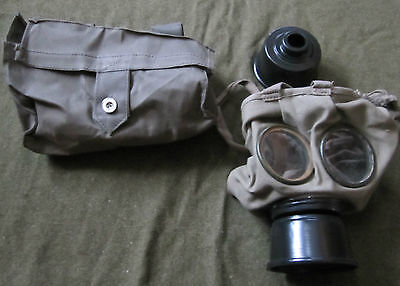 WWI IMPERIAL GERMAN GERMANY M1915 German GAS MASK & CARRY BAG
