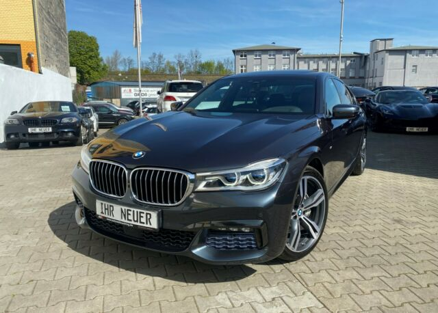 BMW 730d M Sportpaket/Head-Up /ACC/Laser/Schiebedach