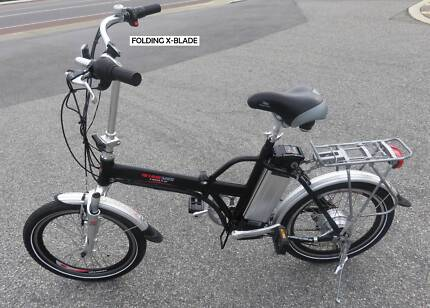 ELECTRIC BIKES NEW AND USED MODELS AVAILABLE