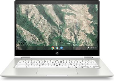 "HP ChromeBook x360, Pentium Silver N5000, 4GB, 64GB eMMC, 14"" Touchscreen Laptop"