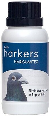 HARKERS HARKA-MITEX TREATMENT RED MITE IN PIGEON LOFTS