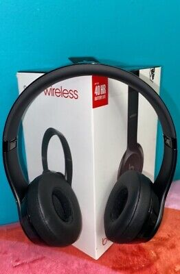 beats solo 3 wireless headphones new
