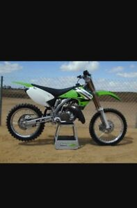 Looking for kx125