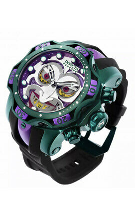 Invicta Reserve Joker Men's 52mm Venom Limited Edition Swiss Quartz Chronograp