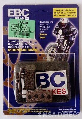 Shimano XT Deore (M755) EBC Resina Montaña Pastillas Freno Disco Bici (CFA310)...