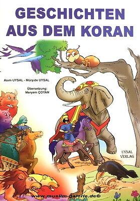 Geschichten aus dem Koran für Kinder Deutsch *Islam Quran muslim hijab Abaya* Architektur Für Kinder