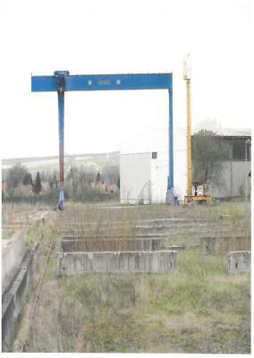 Portalkran Kran Laufkatze 20 Tonnen Kuli Hebezeuge ()