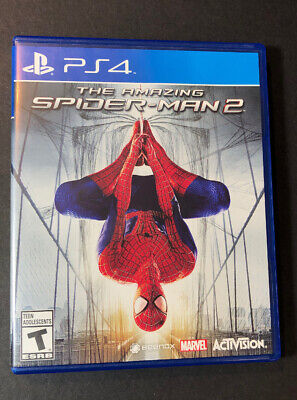 The Amazing Spider-Man 2 (PS4) USED