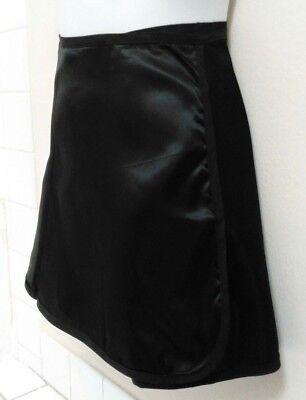 Black French Maid Apron Waitress Wrap Skirt Uniform Adult Kilt Costume Halloween for sale  Bensalem