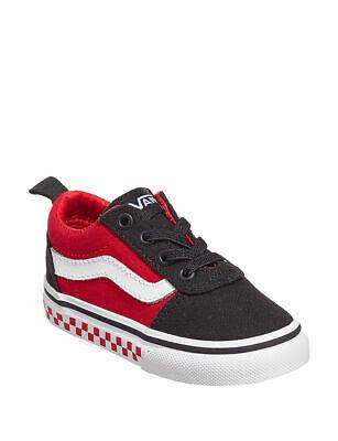 Toddler Vans Ward Slip On Checkered Sneakers](Toddler Vans Slip On)