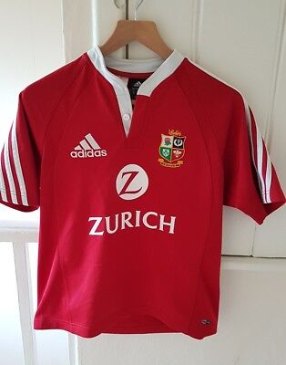 British lions rugby shirt New Zealand 2005 sized 32/34