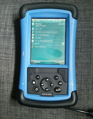 Trimble Recon Data Collecting Surveying Device Workingas Is