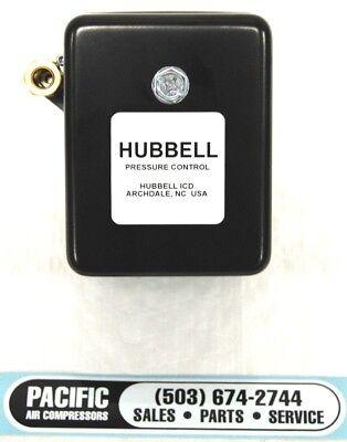 Furnas 69hau1 Pressure Switch W Unloader Valve 115 - 150 Psi Oem Factory Part
