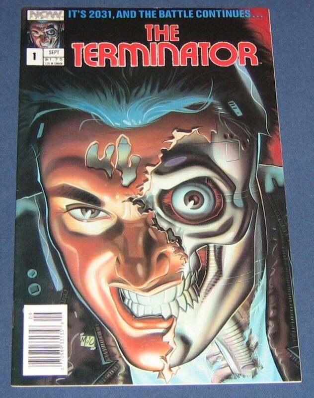 The Terminator #1 Sept 1988