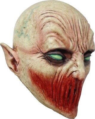 Child Size Deadly Silence Mask Bio Zombie Monster Halloween Latex Mask - Deadly Silence Mask