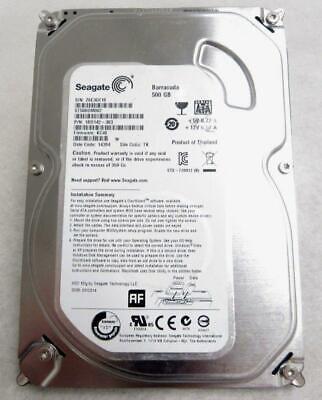 Disco Duro 3.5 ST500DM002 500GB Seagate barracuda Unidad de Asus Torre PC...