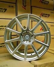 """(Toyota 86, Subaru) 18"""" iCon Wheel + Falken Tyre Package Mitcham Whitehorse Area Preview"""
