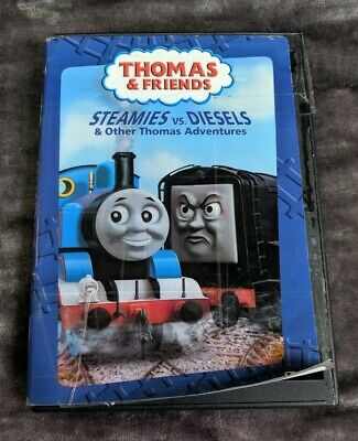 Thomas And Friends DVD Steamies Vs Diesels