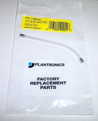 New/Sealed Plantronics 17593-01 Clear Voice Tube Plantronics Clear Voice Tube