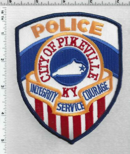 Pikeville Police (Kentucky) 3rd Issue Shoulder Patch
