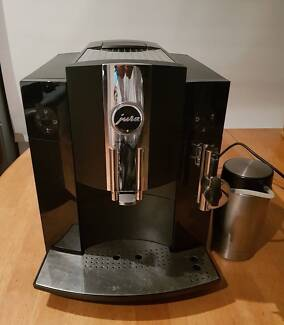 Jura impressa xs 90 coffee machine for parts or repair coffee jura impressa c9 automatic coffe machine with milk frother euc fandeluxe Choice Image